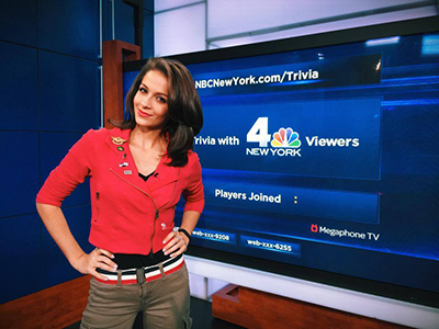 Kaitlin Monte - WPIX-11 News Personality in New York City