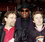 Clarence Clemmons, Brother Wease, Gary Webb - Wease: