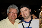 "Marcel Dionne - NHL's ""Little Beaver"" discusses the importance of personal hygiene with Sax God Danny Mark."