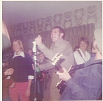 Jacques Martin - Montreal Canadien's Coach Jacques Martin, in college, singing with Nik - in English and French